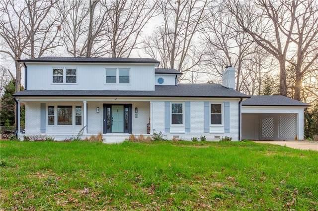 1 Greenbrook Court, Greensboro, NC 27408 (MLS #965537) :: Ward & Ward Properties, LLC
