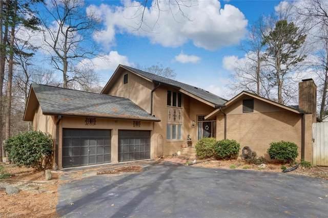 1901 San Fernando Drive, High Point, NC 27265 (MLS #965594) :: Ward & Ward Properties, LLC