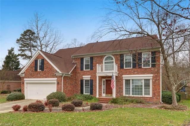 5600 Old Fox Trail, Greensboro, NC 27407 (MLS #965603) :: Ward & Ward Properties, LLC