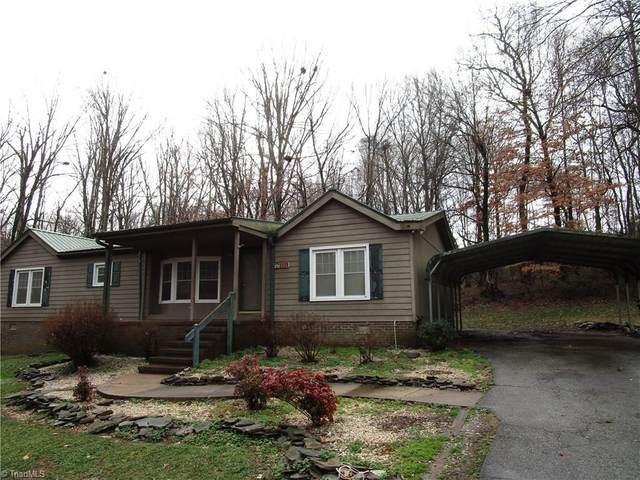 252 Red Oak Drive, Stokesdale, NC 27357 (MLS #965629) :: Ward & Ward Properties, LLC