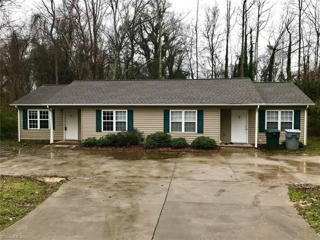 427 N Mccrary Street A & B, Asheboro, NC 27205 (MLS #965663) :: Berkshire Hathaway HomeServices Carolinas Realty