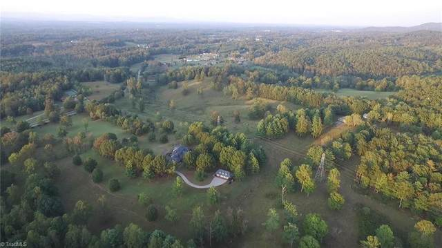 0 Country Club Road Extension, Wilkesboro, NC 28697 (MLS #965675) :: Ward & Ward Properties, LLC
