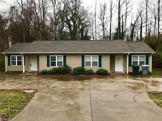 427 N Mccrary Street A & B, Asheboro, NC 27205 (MLS #965729) :: Berkshire Hathaway HomeServices Carolinas Realty