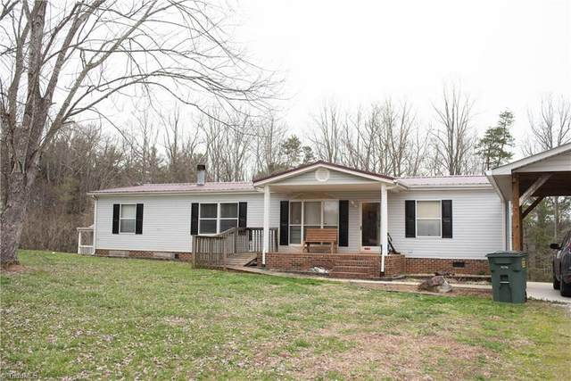 538 Pilgrim Baptist Church Road, Wilkesboro, NC 28697 (MLS #965735) :: Ward & Ward Properties, LLC