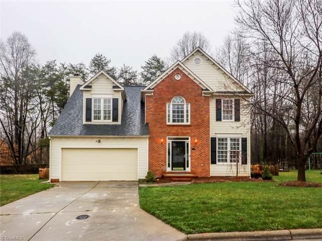 314 Lucas Park Drive, Greensboro, NC 27455 (MLS #965753) :: Ward & Ward Properties, LLC