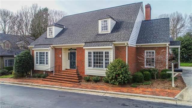 4 Saint Simons Square, Greensboro, NC 27408 (MLS #965768) :: Berkshire Hathaway HomeServices Carolinas Realty