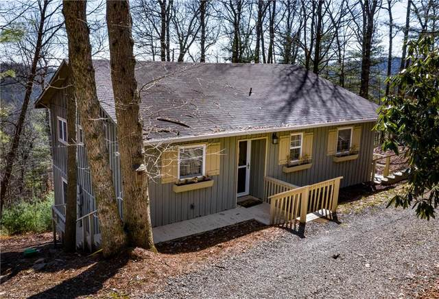 70 Chelsea Lane, Glade Valley, NC 28627 (MLS #965802) :: Ward & Ward Properties, LLC