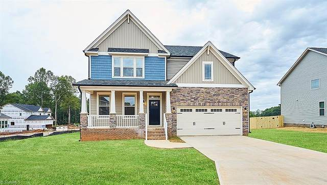1315 Abington Drive, Mebane, NC 27302 (MLS #965853) :: Ward & Ward Properties, LLC