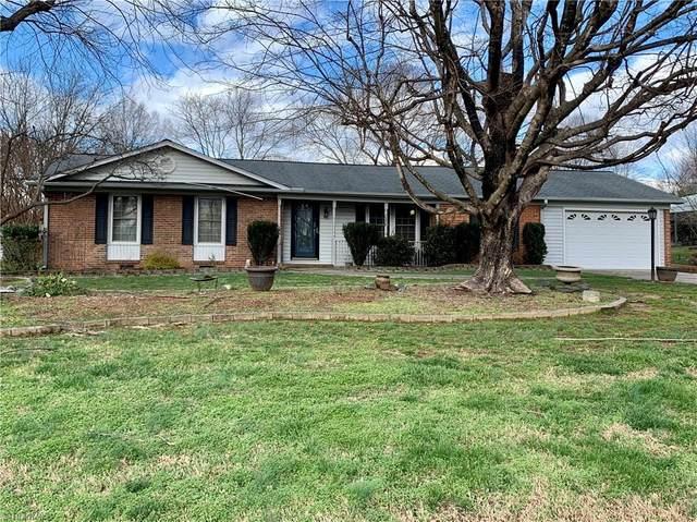 226 Yorktown Road, Kernersville, NC 27284 (MLS #965860) :: Team Nicholson