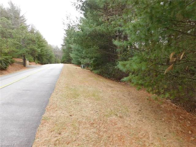Saint Andrews Drive, Roaring Gap, NC 28668 (#965904) :: Premier Realty NC