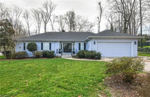505 Kimberly Drive, Greensboro, NC 27408 (MLS #965963) :: Ward & Ward Properties, LLC