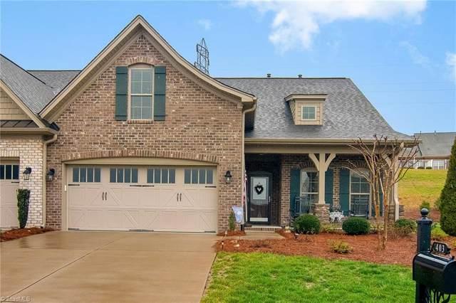 403 Plantation Village Drive, Clemmons, NC 27012 (MLS #965994) :: HergGroup Carolinas | Keller Williams