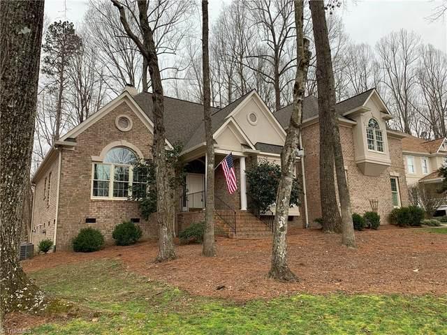 4502 Jamesford Drive, Jamestown, NC 27282 (MLS #966004) :: HergGroup Carolinas | Keller Williams