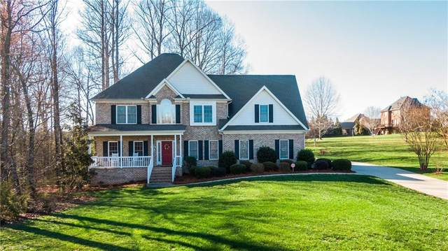 124 Brookmead Court, Advance, NC 27006 (#966015) :: Premier Realty NC