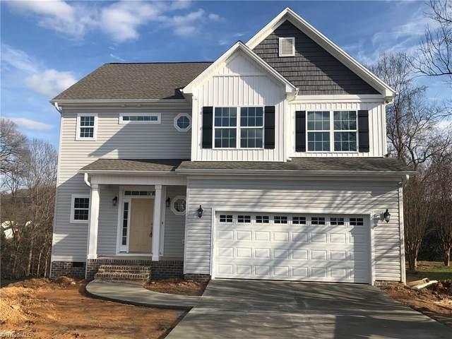 4500 Stimpson Ridge Drive, Pfafftown, NC 27040 (MLS #966036) :: Ward & Ward Properties, LLC