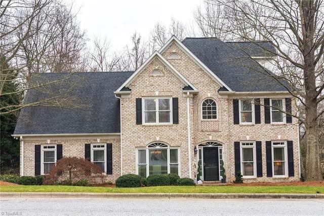 3601 Timberoak Drive, Greensboro, NC 27410 (MLS #966157) :: Ward & Ward Properties, LLC