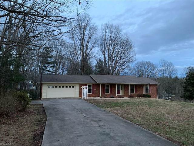 379 Little Mountain Church Road Extension, North Wilkesboro, NC 28659 (MLS #966182) :: Ward & Ward Properties, LLC