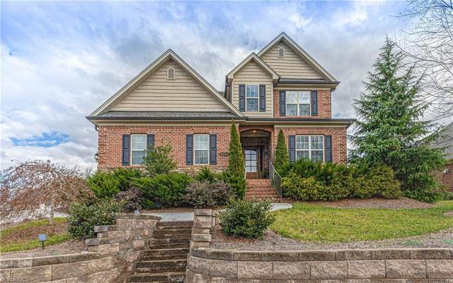 4965 Autumnwood Court, Clemmons, NC 27012 (MLS #966206) :: Berkshire Hathaway HomeServices Carolinas Realty