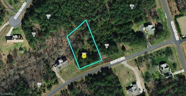 124 Oak Point Lane, Stony Point, NC 28678 (MLS #966231) :: Berkshire Hathaway HomeServices Carolinas Realty