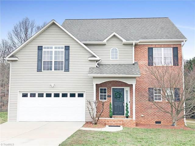 134 Longwood Drive, Advance, NC 27006 (MLS #966278) :: Team Nicholson