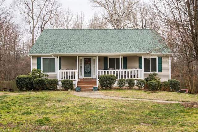 6773 Rangecrest Road, Belews Creek, NC 27009 (MLS #966287) :: Ward & Ward Properties, LLC