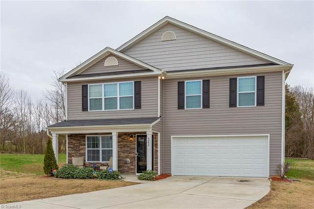 4290 Salem Springs Court, Winston Salem, NC 27107 (MLS #966295) :: Berkshire Hathaway HomeServices Carolinas Realty