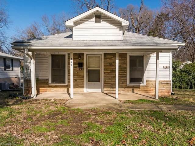 413 Dayton Avenue, High Point, NC 27262 (MLS #966312) :: Berkshire Hathaway HomeServices Carolinas Realty