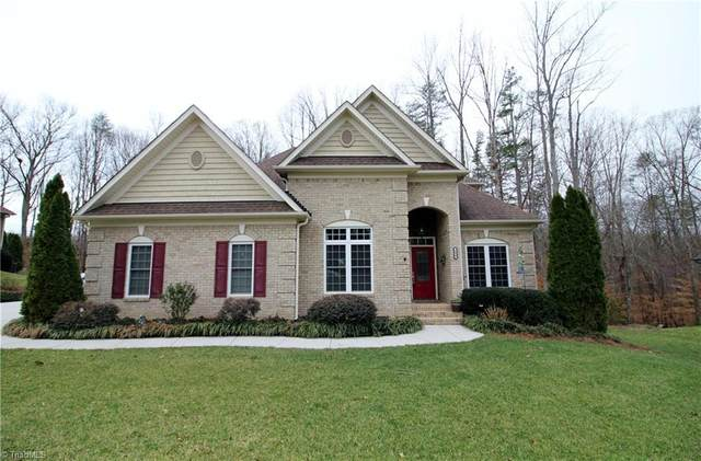 196 Topside Court, Stokesdale, NC 27357 (MLS #966321) :: Berkshire Hathaway HomeServices Carolinas Realty