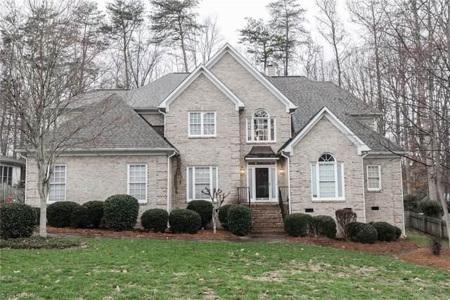 3103 Lodge Drive, Jamestown, NC 27282 (MLS #966339) :: HergGroup Carolinas | Keller Williams
