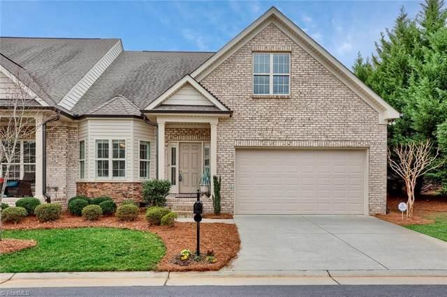 201 Jordan Ridge Way, Jamestown, NC 27282 (MLS #966345) :: Berkshire Hathaway HomeServices Carolinas Realty