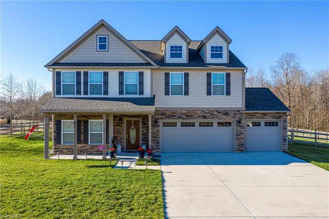 109 Old Homeplace Drive, Advance, NC 27006 (MLS #966352) :: Team Nicholson