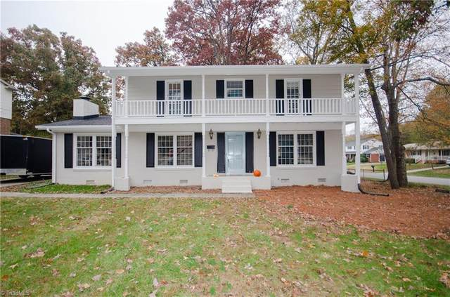 2913 Shady Lawn Drive, Greensboro, NC 27408 (MLS #966502) :: Berkshire Hathaway HomeServices Carolinas Realty