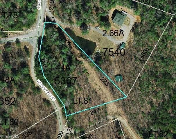 0 Woodpecker Road 00 Woodpecker R, Purlear, NC 28665 (#966528) :: Premier Realty NC