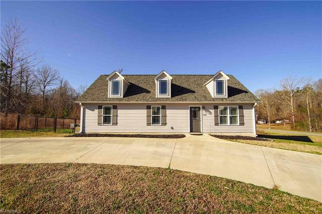 102 Winners Court, Thomasville, NC 27360 (MLS #966566) :: HergGroup Carolinas | Keller Williams