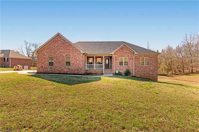 188 Laurel Ridge Lane, Lexington, NC 27295 (MLS #966583) :: Ward & Ward Properties, LLC