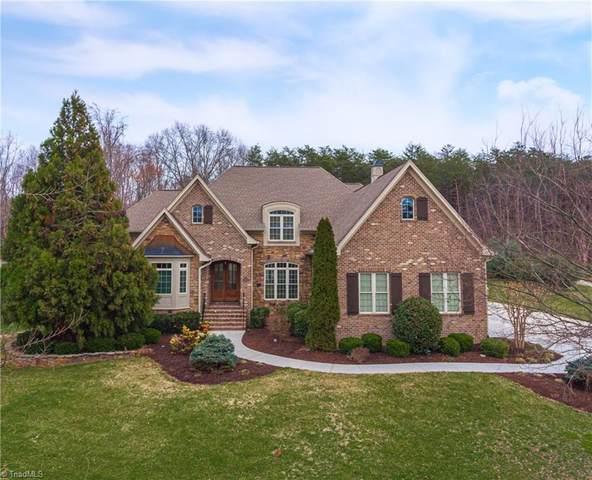 7720 Chesterbrooke Drive, Greensboro, NC 27455 (MLS #966598) :: Ward & Ward Properties, LLC