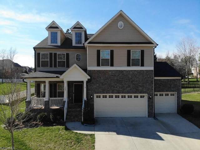 2681 Splitbrooke Drive, High Point, NC 27265 (MLS #966618) :: HergGroup Carolinas | Keller Williams