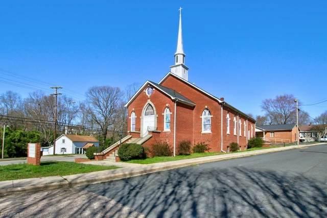 504 S Correll Street, Landis, NC 28088 (MLS #966628) :: Team Nicholson