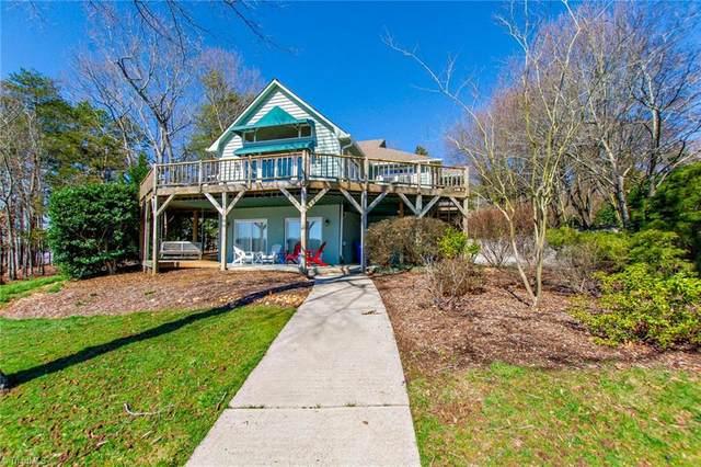 148 Green Heron Drive, Lexington, NC 27292 (MLS #966638) :: Ward & Ward Properties, LLC