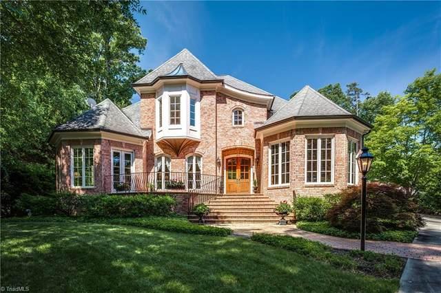 207 W Greenway Drive N, Greensboro, NC 27403 (MLS #966644) :: Berkshire Hathaway HomeServices Carolinas Realty