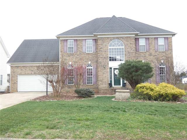 2934 Shady View Drive, High Point, NC 27265 (MLS #966648) :: HergGroup Carolinas | Keller Williams