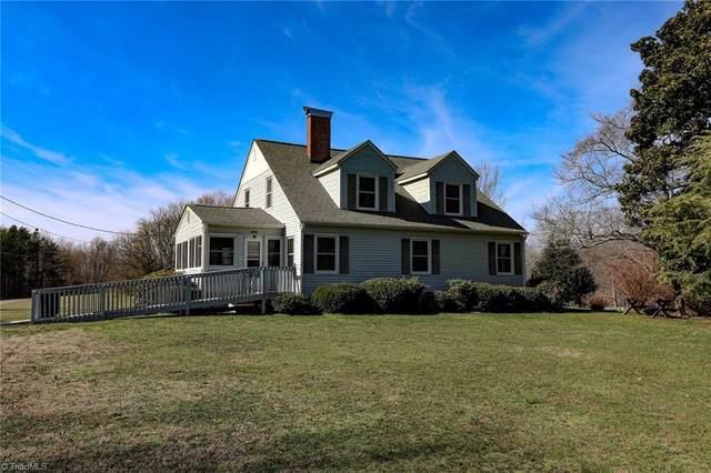 5946 Belews Creek Road, Walkertown, NC 27051 (MLS #966661) :: HergGroup Carolinas | Keller Williams