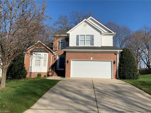 4714 Clifton Park Drive, Jamestown, NC 27282 (MLS #966667) :: Berkshire Hathaway HomeServices Carolinas Realty