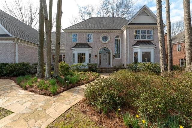 21 Elm Ridge Lane, Greensboro, NC 27408 (MLS #966687) :: Ward & Ward Properties, LLC
