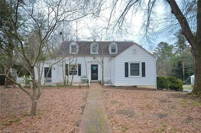 413 Fairview Drive, Lexington, NC 27292 (MLS #966692) :: Team Nicholson