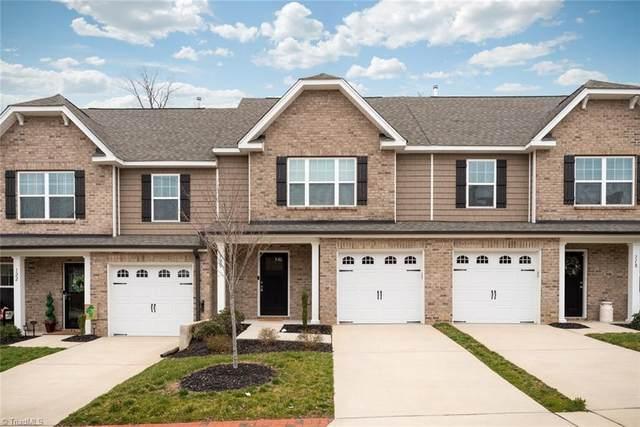 120 Gannaway Street, Jamestown, NC 27282 (MLS #966718) :: Berkshire Hathaway HomeServices Carolinas Realty