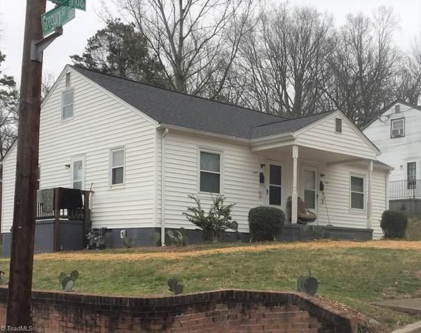 1145 Bank Street, Winston Salem, NC 27101 (MLS #966755) :: Ward & Ward Properties, LLC