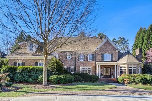 814 Bass Landing Place, Greensboro, NC 27455 (MLS #966782) :: Ward & Ward Properties, LLC
