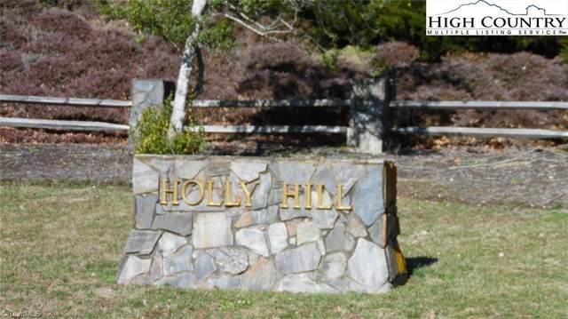 TBD Holly Hill Drive, Sparta, NC 28675 (MLS #966798) :: Berkshire Hathaway HomeServices Carolinas Realty