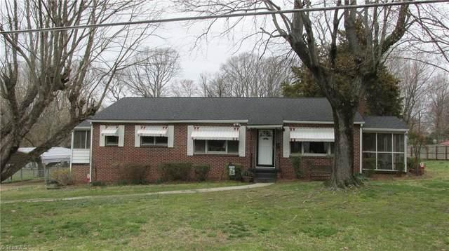 331 Skyview Drive, Winston Salem, NC 27127 (MLS #966925) :: Ward & Ward Properties, LLC
